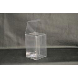 Scatola pvc trasparente CM 5x5 H 8