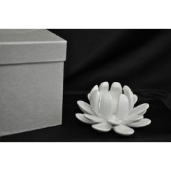 Portacandela ceramica dmax.12 con scatola