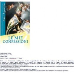 LE MIE CONFESSIONI - S.AGOSTINO