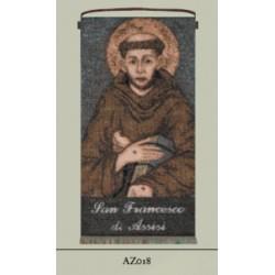ARAZZINO 30X23 CM S.FRANCESCO