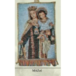 MINIARAZZINO 22X12 CM MADONNA