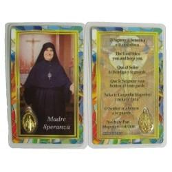 CREDIT CARD 5X8,5 CM