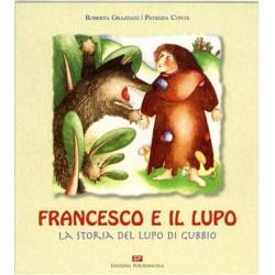 LIBRO S.FRANCESCO E IL LUPO