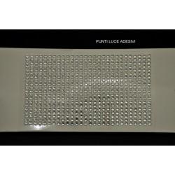 Pannello da 560 punti luce adesivi