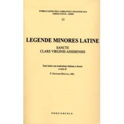 Legende minores latine