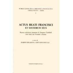 Actus Beati Francisci et sociorum eius
