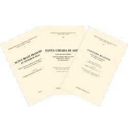 Expositio super Regulam Fratum minorum di Frate Angelo Clareno