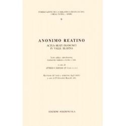 Actus Beati Francisci in valle Reatina