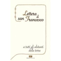 Lettera di san Francesco a tutti gli abitanti della Terra