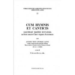 Cum hymnis et canticis