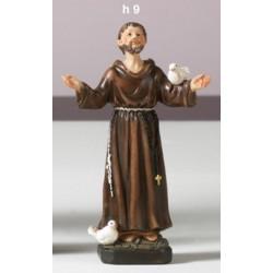 San Francesco in resina H 9