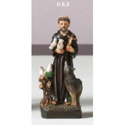 San Francesco in resina H 8.5