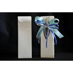 Scatolina cartoncino avorio 5x4 H 15.5