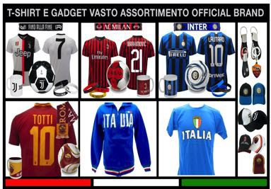 Gadget Calcio Official Brands