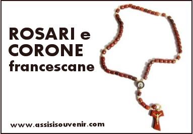 Rosari e Corone Francescane
