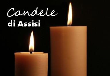Candele di Assisi